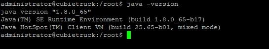 Instalacja Java8