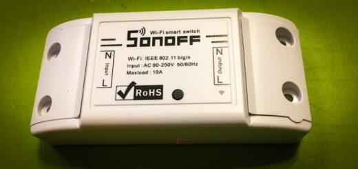 Przełącznik Sonoff Basic