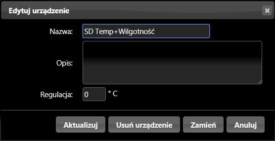 Domoticz dodawanie czujnika temperatury oraz wilgotności